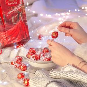 ¥132秒1kg装Lindt 爆款巧克力球限时热卖专场 多种口味可选