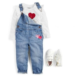 Up to 60% Off + Extra 20% OffNew Markdowns: OshKosh BGosh Kids Best Overall on Sale
