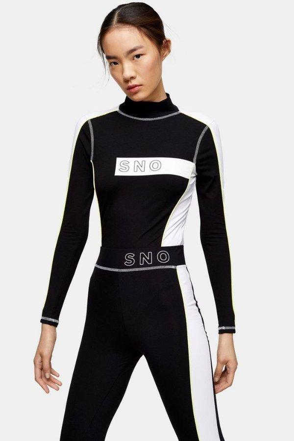 滑雪服连体衣