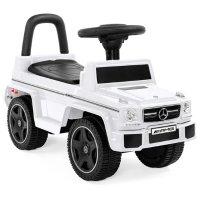 儿童豪华梅赛德斯奔驰 Mercedes G63 敞篷脚踏车