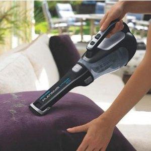 $44.99BLACK+DECKER BDH2000L 20-Volt Max Lithium Ion Battery Cordless Hand Vacuum