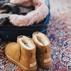 低至4折 baby blue豆豆鞋$60+上新:UGG Australia 折扣区精选美鞋热卖