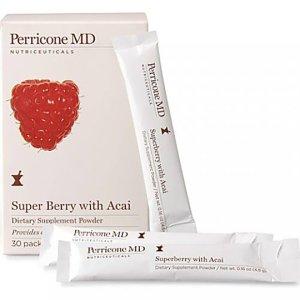 Perricone MD抗氧化告别暗黄!莓果味抗氧化冲剂