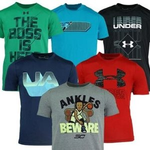 From $29.99Under Armour Fitness T-Shirt 3 Pack