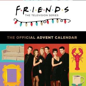10月5日上新  6.5折仅£17.29上新:老友记圣诞日历 同重聚的好友们一起回忆青春