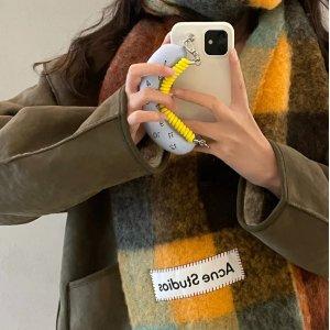 满额7.8折 €71收T恤Acne Studios 最美款式 收冷帽、卫衣、T恤、围巾等爆款