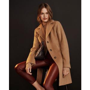 低至4.5折+额外7.5折Bloomingdales 精选秋季新款风衣、羽绒服热卖