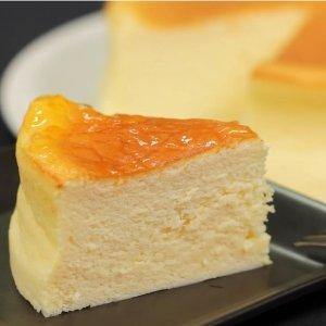 舒芙蕾和乳酪的碰撞手把手教你做日式轻乳酪蛋糕