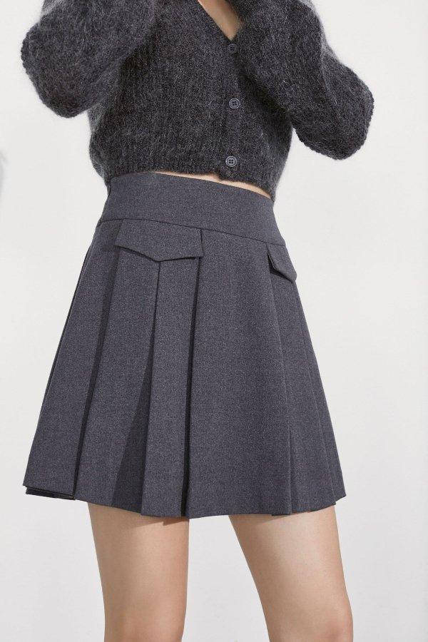 Matisse Charcoal 半身裙