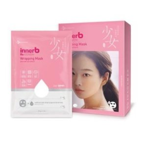 InnerB Wrapping Mask Pack 3 sheets