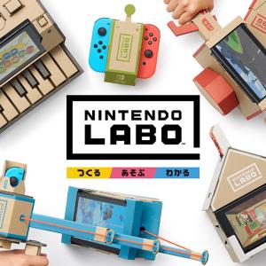 超高直降$20任天堂 Nintendo Switch 纸板套件 Labo 预定享优惠