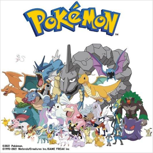 Uniqlo X Pokemon UT系列T恤 6.17登陆!Uniqlo X Pokemon UT系列T恤 6.17登陆!