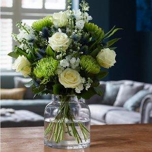 立减£5M&S 鲜花促销 百合、玫瑰、洋桔梗热卖