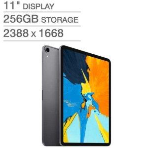 $799.99 Apple iPad Pro (11-inch, Wi-Fi, 256GB) - Space Gray