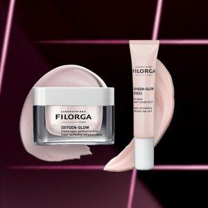 75折 €38就收十全大补面膜Filorga 菲洛嘉 法国顶级抗老品牌 收注氧焕肤面霜、十全大补面膜等