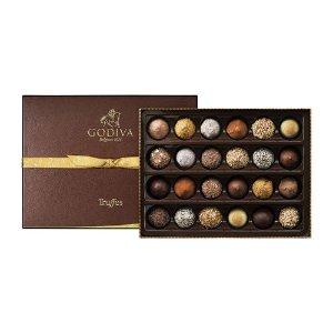 Godiva巧克力礼盒(24粒)