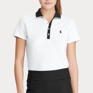 Ralph LaurenTailored Fit Golf Polo Shirt