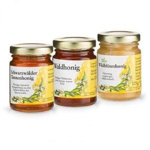 森林蜂蜜 有机野花蜂蜜 黑森林冷杉蜂蜜蜂蜜套装