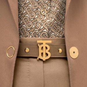 8.5折 TB卡包$191 T恤$223Burberry 时尚包包、服饰特卖 收皇室同款复古格纹