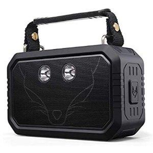 $29.99DOSS Wireless Portable Bluetooth Speakers IPX6 20W