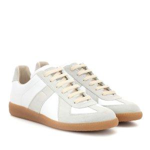定价优势$579+免邮手慢无:Maison Margiela 网红德训鞋 36、37黄金码补货