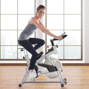 低至5.9折 封面$209(原价$439)Soozier 居家健身单车 有氧健身 2合1折叠式单车$184.99