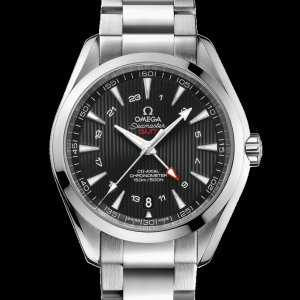 $4595OMEGA Seamaster Aqua Terra GMT Automatic Men's Watch 231.10.43.22.01.001