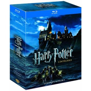 €11.56Harry Potter The Complete 8 Movies Blu-ray