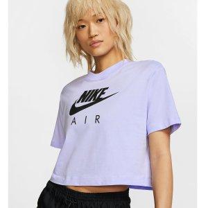 低至5折+额外7.5折 £14入封面短袖Nike官网 紫色专区 这个春夏必备的颜色