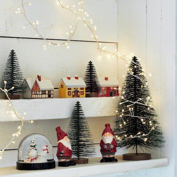 圣诞树造型装饰摆件