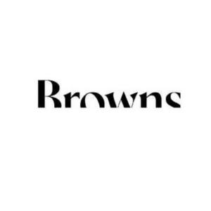 低至4折  热卖单品补货上新:Browns 折扣升级 收BBR、Miumiu、巴黎世家