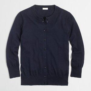 J.Crew纯色针织衫 多色
