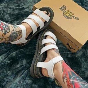 低至6折+再减$5+包邮Journeys官网 Vans、Fila、Dr.Martens等潮流运动鞋促销