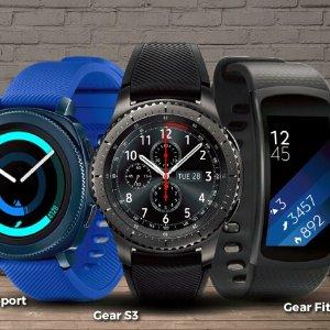 低至5折 多款多色可选Samsung Gear系列 智能腕表限时促销