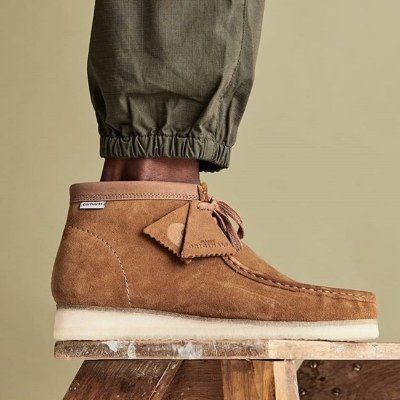 无门槛7.5折 封面款£48Clarks 精选秋冬男鞋、女鞋热卖 秋冬必备切尔西短靴