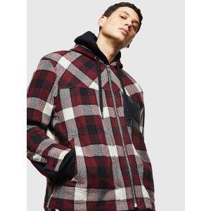 J-VASILEVICH格纹外套两色选