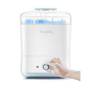 闪购:Papablic 婴幼儿奶瓶电子蒸汽消毒烘干一体机