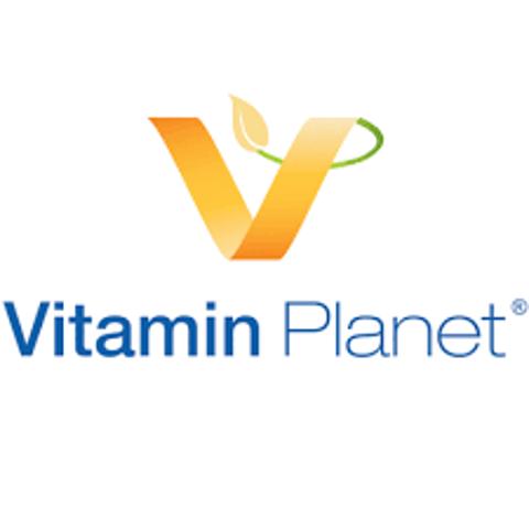低至6折+最高满享额外8.5折Vitamin Planet 精选单品热促、瘦腿丸,护眼精华买1送1