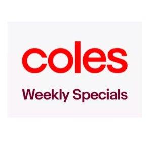 低至5折 囤日用品Coles官方店 全场大促开启