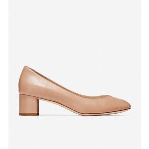 Cole Haan女士中跟鞋