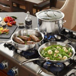 Extra 30% OffSelect Cookware Sets @ Calphalon