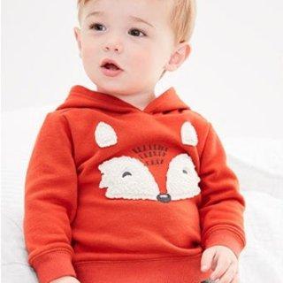 包邮 抓绒睡袋、连体衣$5.8起即将截止:Carter's官网 儿童秋冬服饰3-4折+满额8折特卖