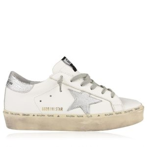 Golden Goose Deluxe Brand仅剩粉色款!银尾厚底小脏鞋