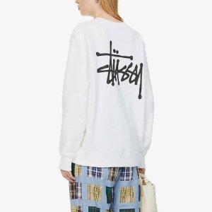 全场$47起STUSSY 潮牌专场,短袖Logo T恤$48,休闲上衣$59
