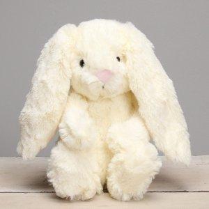 $9.99起+包邮Plushible 儿童玩具复活节促销 封面小萌兔纸$9.99抱回家