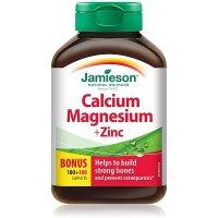 Jamieson 钙镁锌补充剂200片