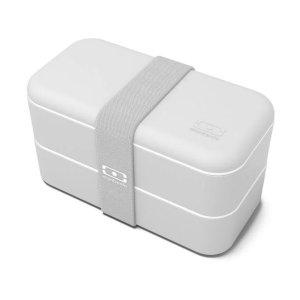 Monbento经典白色便当盒