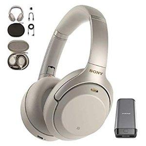 Sony WH-1000XM3 Wireless Noise Canceling Over Ear Headphone