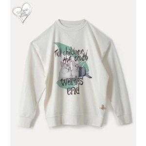 Vivienne Westwood猫猫卫衣