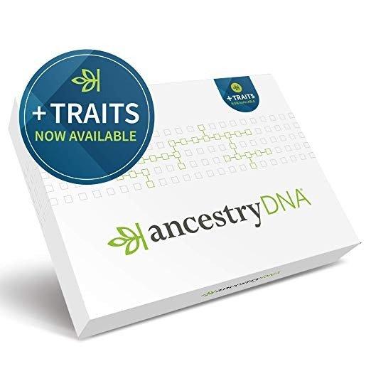 DNA 溯源基因测试 + Traits